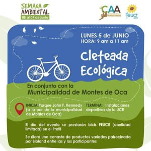 Cleteada Ecologica UCR