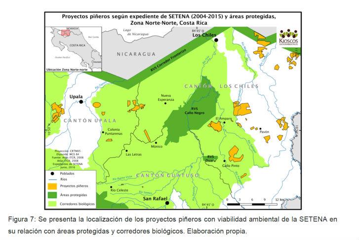 Investigacion de la UCR en la Zona Norte evidencia expansion pinera descontrolada3