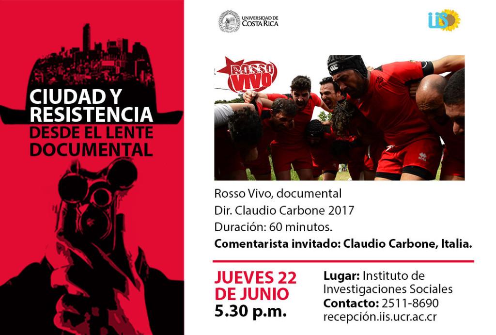 UCR cine foro Ciudad y resistencia2