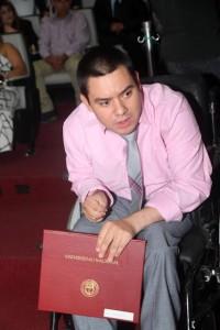 UNA catalogada como cuarta institucion nacional que ofrece condiciones apropiadas a personas con discapacidad
