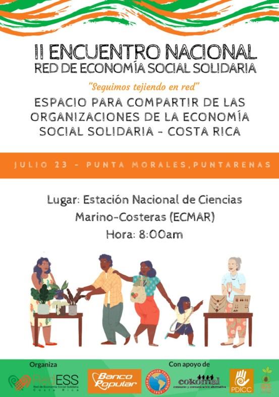 II Encuentro Nacional RedESS2