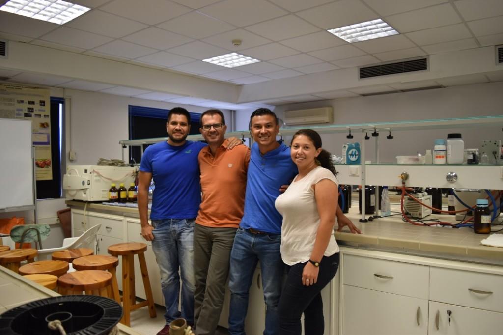 Costa Rica y Grecia intercambian conocimiento sobre el manejo de plaguicidas2