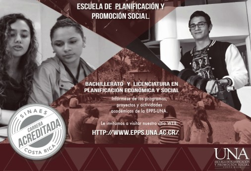UNA Escuela de Planificacion y Promocion Social estrena sitio web2