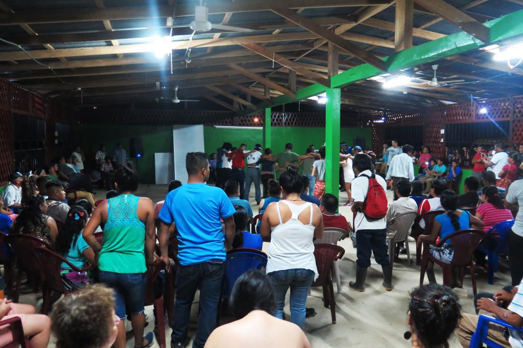 Comunidades originarias compartieron en Talamanca5