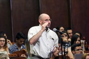 Debate Presidencial en la UNA Juan Jose Romero