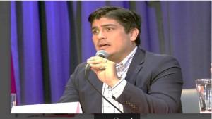 Debate Presidencial en la UNA4