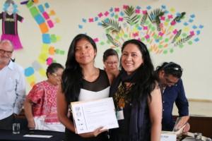 Estudiantes de la UCR participan en encuentro de mujeres lideres indigenas