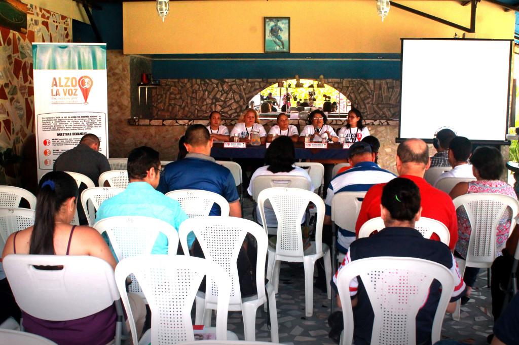 Personas migrantes y de frontera lanzan campana en defensa de sus derechos3