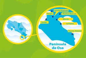UCR Peninsula de Osa formula su propio plan de desarrollo