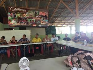 Comunidades convocadas por FEDEAGUA proponen mayor articulacion regional2