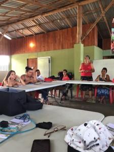 Comunidades convocadas por FEDEAGUA proponen mayor articulacion regional3
