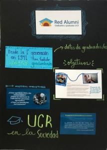 Poblacion graduada pide espacios para aportar a la Accion Social de la UCR3