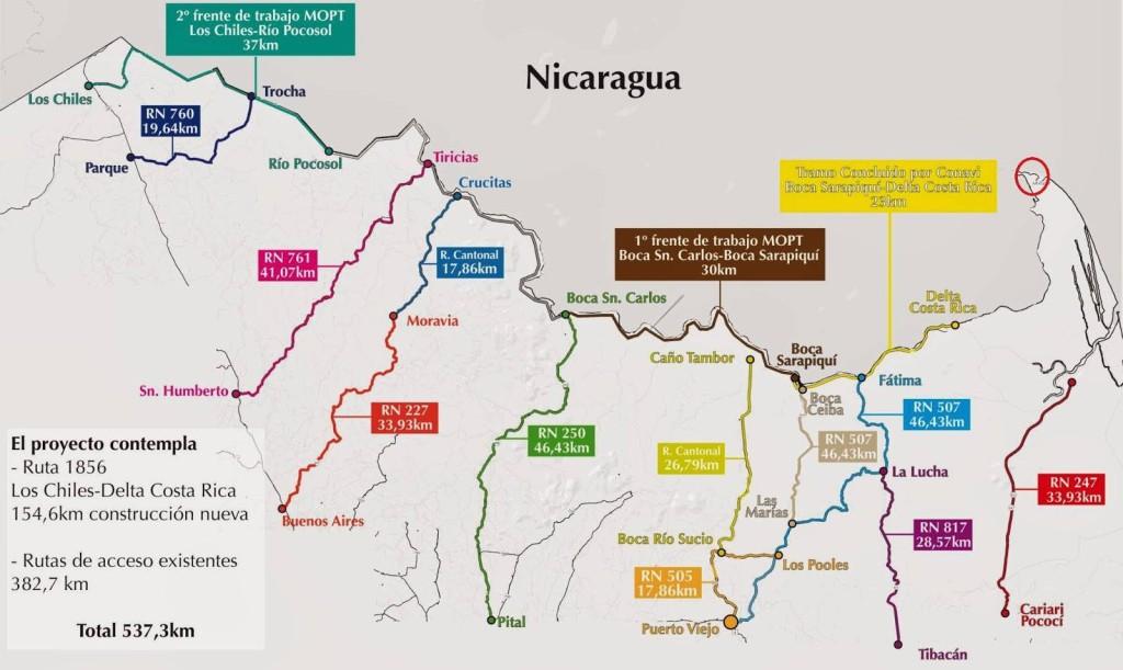 Costa Rica Nicaragua CIJ dara a conocer el 2 de febrero sentencia sobre carpa militar de Nicaragua4