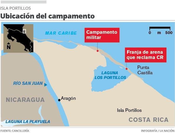 Costa Rica Nicaragua CIJ dara a conocer el 2 de febrero sentencia sobre carpa militar de Nicaragua6