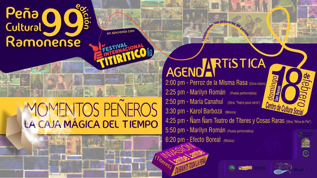 Festival Internacional Titiritico2