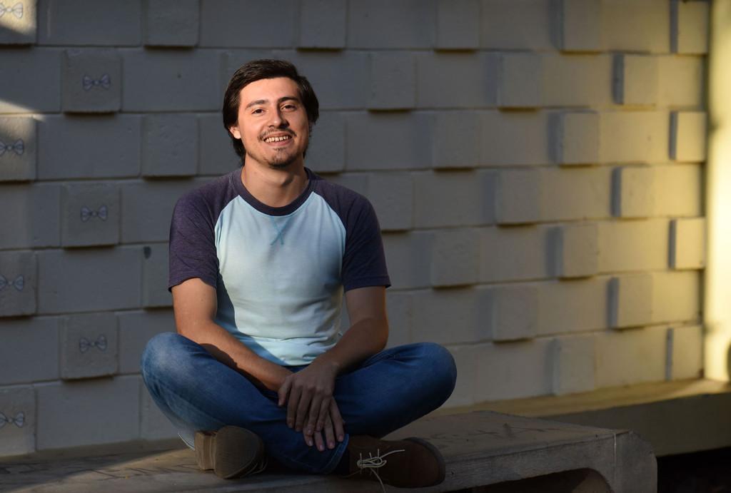 UCR Byron Salas joven autor rompe tabues con novela ganadora2
