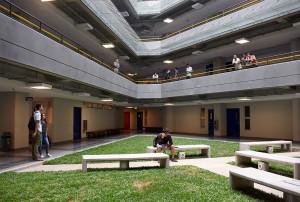 UCR Nuevo edificio de aulas de Ingenieria abrio sus puertas este ciclo lectivo