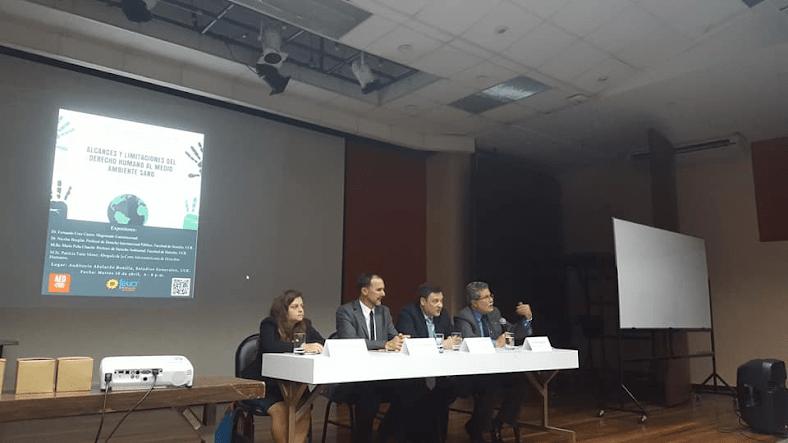 Derechos Humanos y Ambiente texto del Acuerdo de Escazu auspiciado por la CEPAL disponible