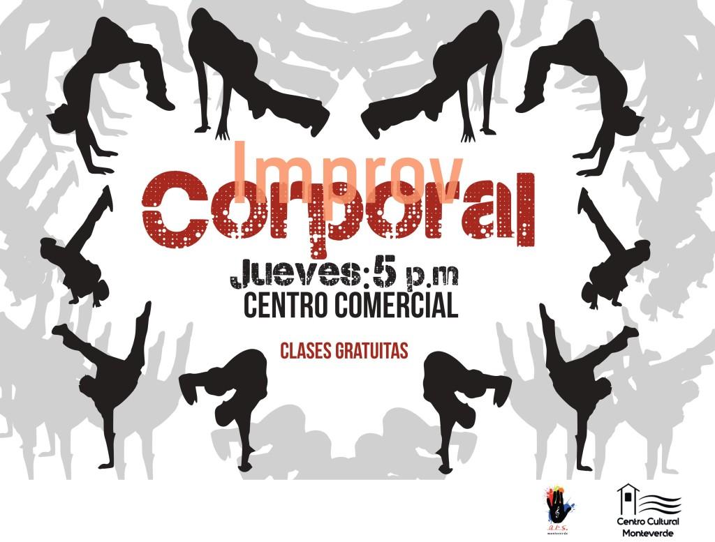 Monteverde clases de Improv Corporal
