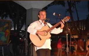 Oscar Daniel Ramos cantautor