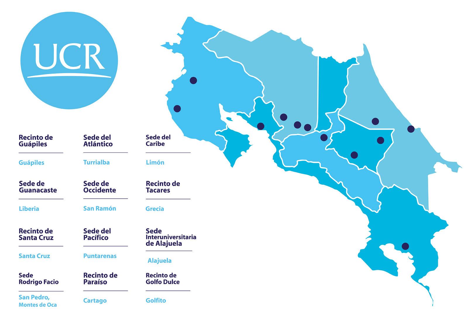 UCR Sedes regionales trazan nuevas rutas para la regionalizacion universitaria4