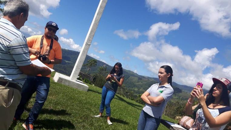 Cinco comunidades turrialbenas recuperan su historia junto a estudiantes de la UCR2