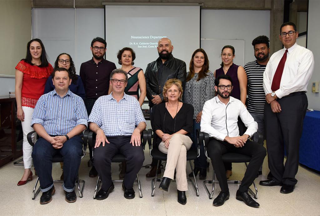 UCR Costa Rica participa junto a tres paises en red de investigacion sobre trastornos mentales2