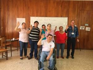 UCR Personas con discapacidad apuestan por una verdadera representacion politica