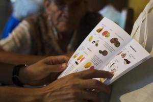 La VAS ha producido materiales impresos de alta calidad que se entregan a las escuelas y comunidades de los pueblos y territorios indígenas. Foto archivo ODI.