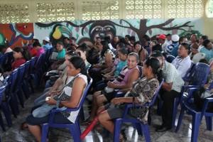 La Asamblea Distrital de la Articulación de Comunidades Organizadas de San José de Upala es una red que une a representantes de 14 comunidades del distrito. Foto: Josué Arévalo.