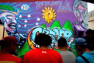 UCR Jovenes buscan retomar sus vidas al salir del canazo
