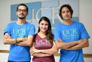 Estudiantes de la UCR son finalistas en competencia internacional por video sobre monocultivos