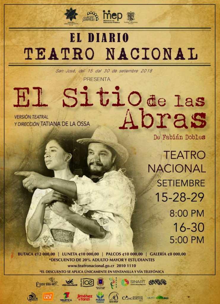 Teatro Nacional El Sitio de las Abras