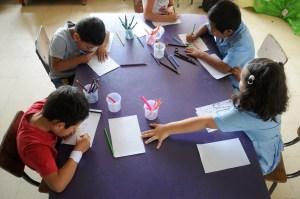 """""""Reflexiones en torno a los 20 años del Código de la niñez y la adolescencia"""" abrió el espacio para discutir aspectos de mejora para el futuro de los niños costarricenses. Foto: Anel Kenjekeeva."""