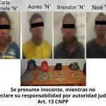 Intercambiaban droga en la carretera de Yautepec a Ticumán