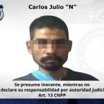 Asegurado con 20 dosis de droga Cristal en Tlaltizapán