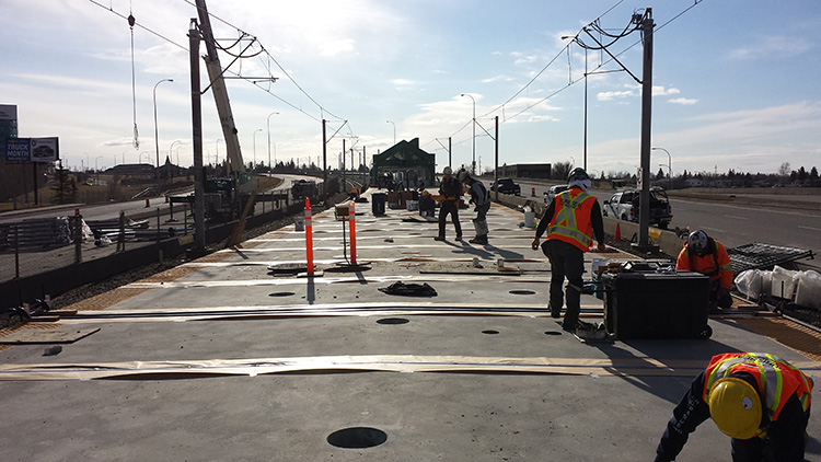 Construction Projects by Sure-Seal |Calgary