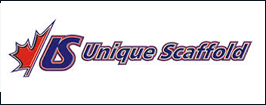 Unique Scaffold Logo