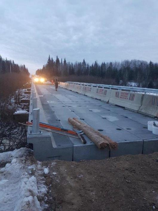 Bridge Girder Replacement