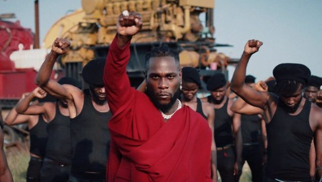 Video: Burna Boy ft Chris Martin - Monsters You Made