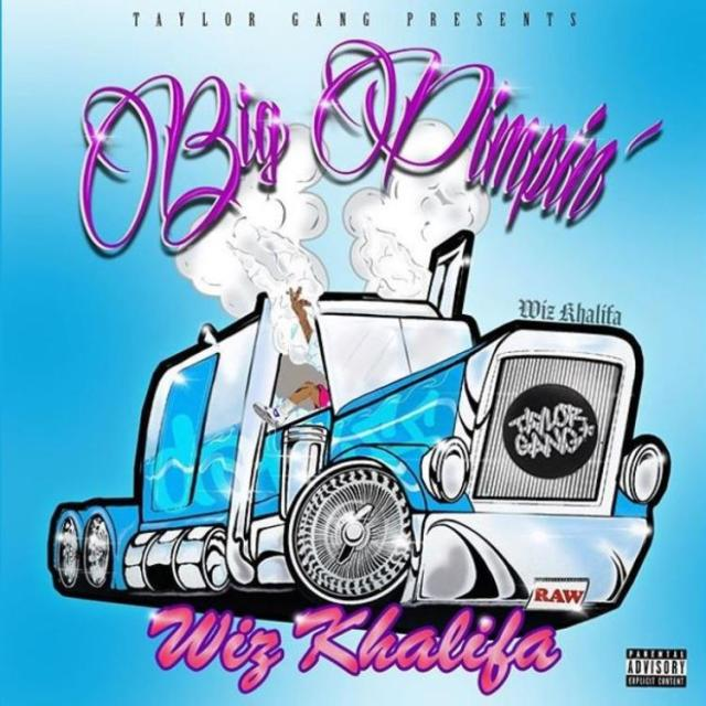 Wiz Khalifa - Big Pimpin' Album Zip Download [iTunes + 320kbps]