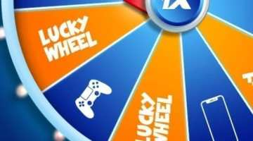 1xbet Gaming Wheel