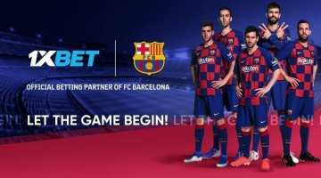 Barca adds 1xBet as a new global partner