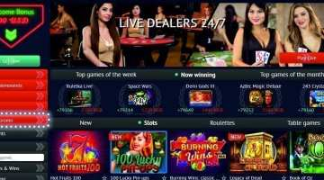 Online Casino Pin Up
