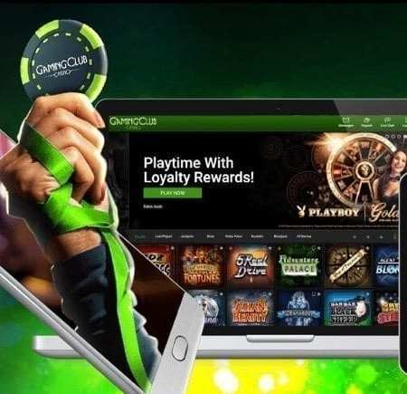 Gaming Club Online Casino Review