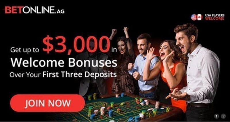 BetOnline Mobile Bonus