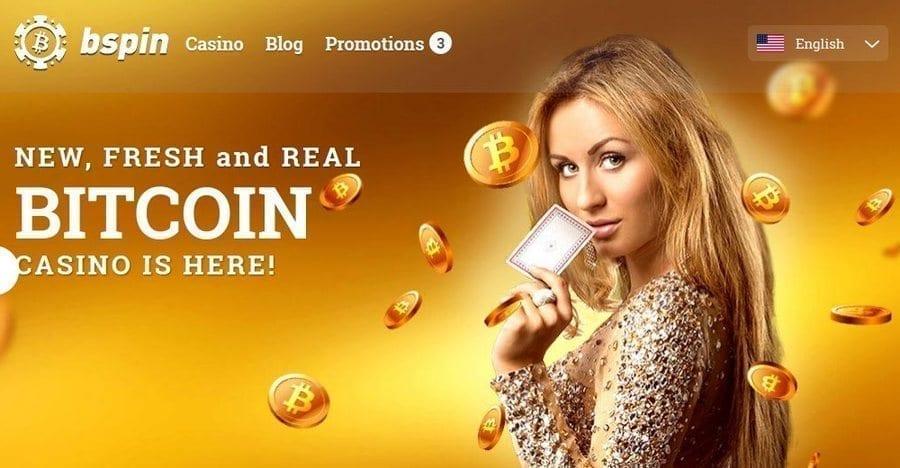 bspin bitcoin casino