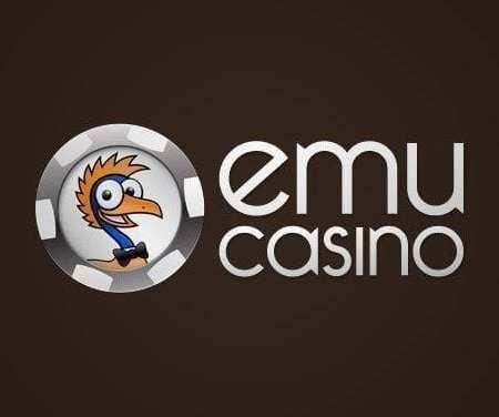 EmuCasino: Triple Welcome Deposit Bonus