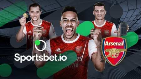 Sportsbet is now the official betting partner of Arsenal FC