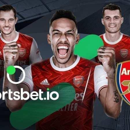 Sportsbet es ahora el socio oficial de apuestas del Arsenal FC